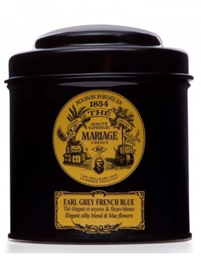[MARIAGE FRERES]Earl Grey French Blue Tea 100g