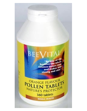 [BEEVITAL]Pollen Tablets x 360(3 Set)