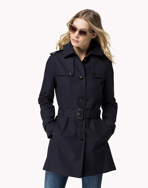 [Tommy Hilfiger]Heritage Trench Coat (2가지색상)