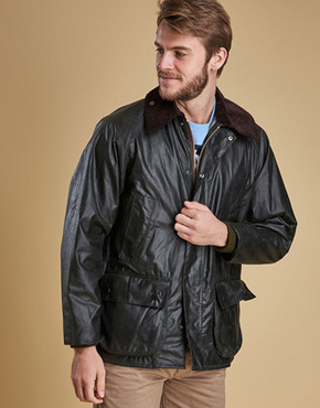 [Barbour]Bedale Waxed Jacket